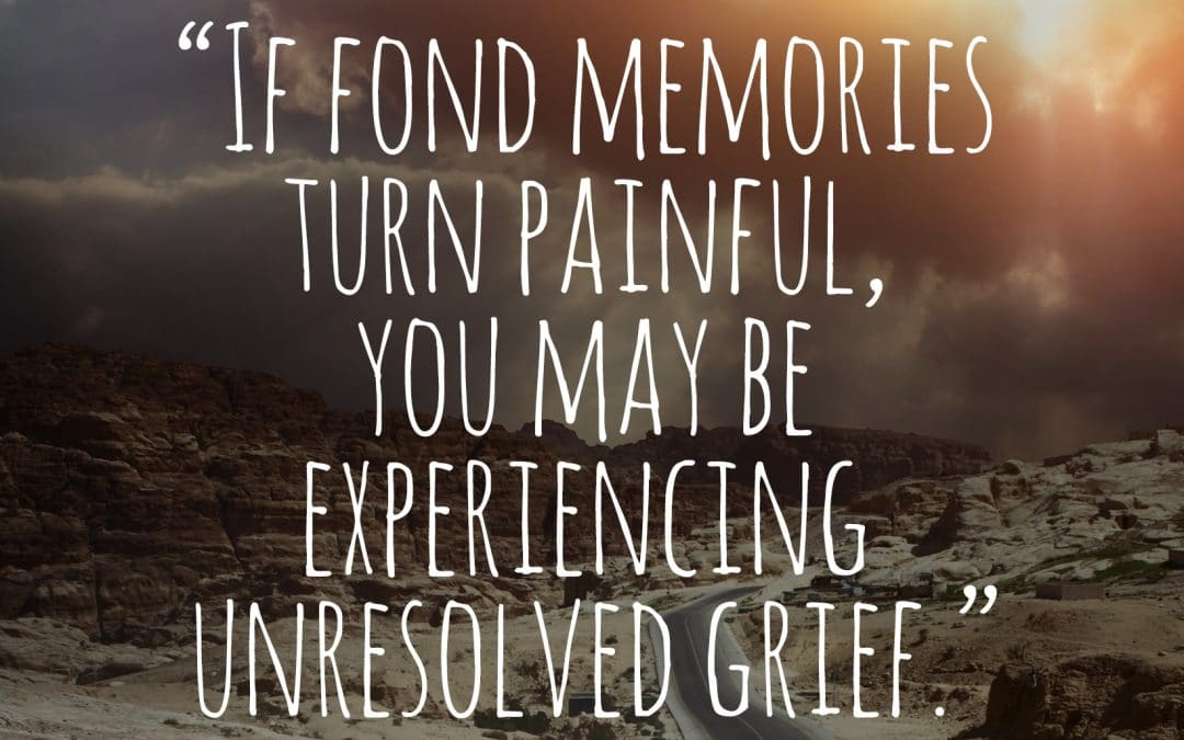 What is Unresolved Grief?
