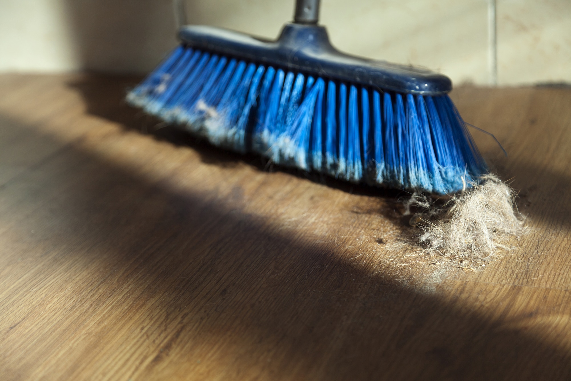sweep your doorstep first