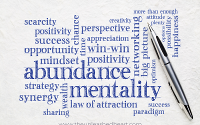 Abundance is in the Mind