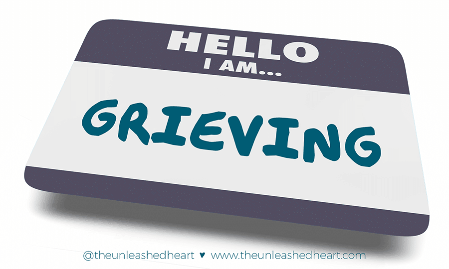 grief and unhelpful labels