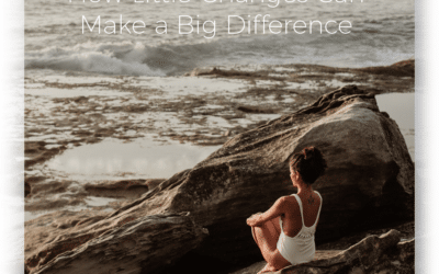 How Little Changes Can Make a Big Difference