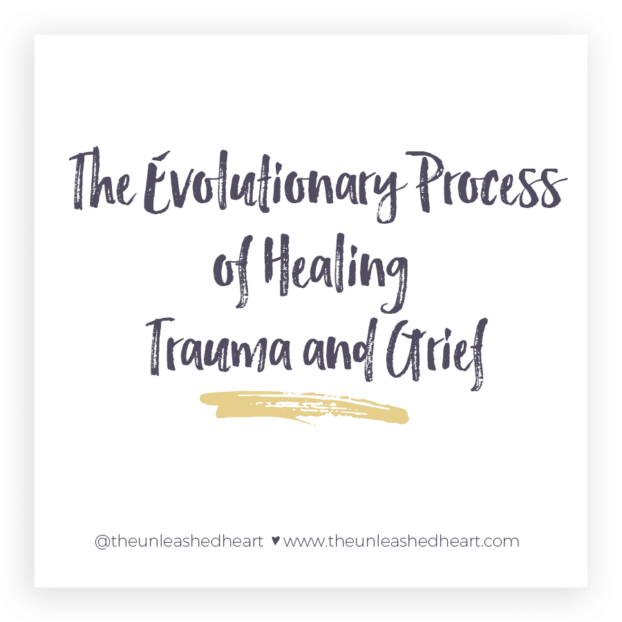healing trauma and grief