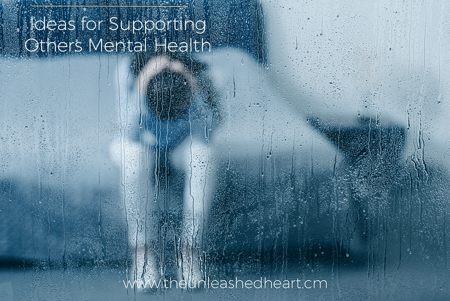 support for mental health
