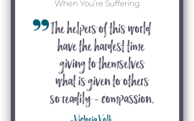One Question To Ask When You're Suffering
