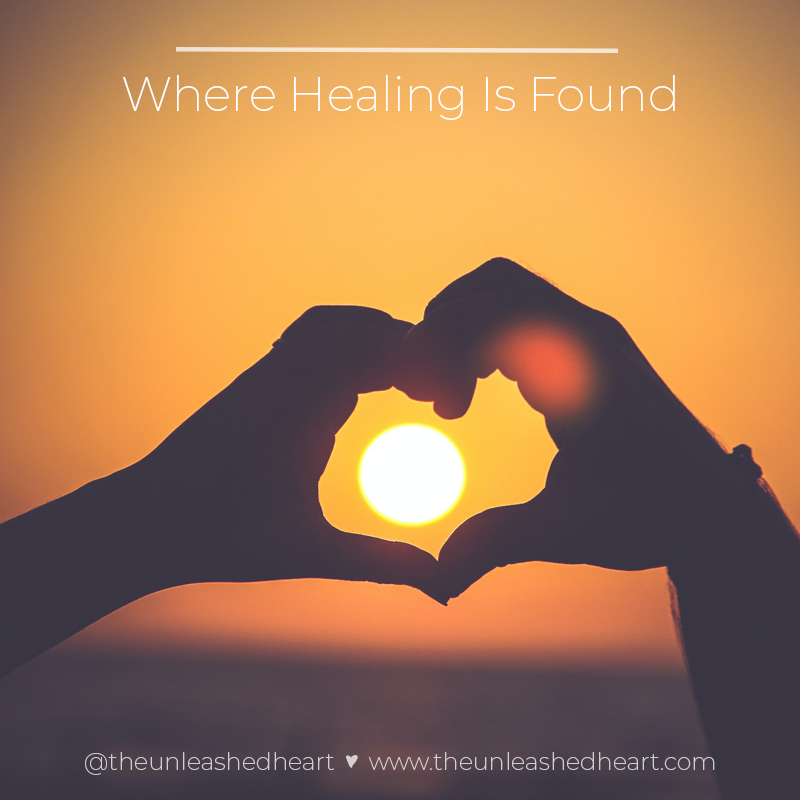 Where Healing Is Found