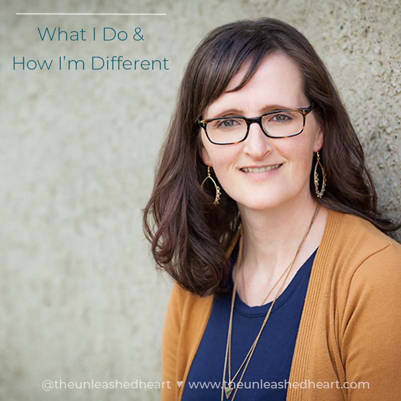What I Do and How I'm different
